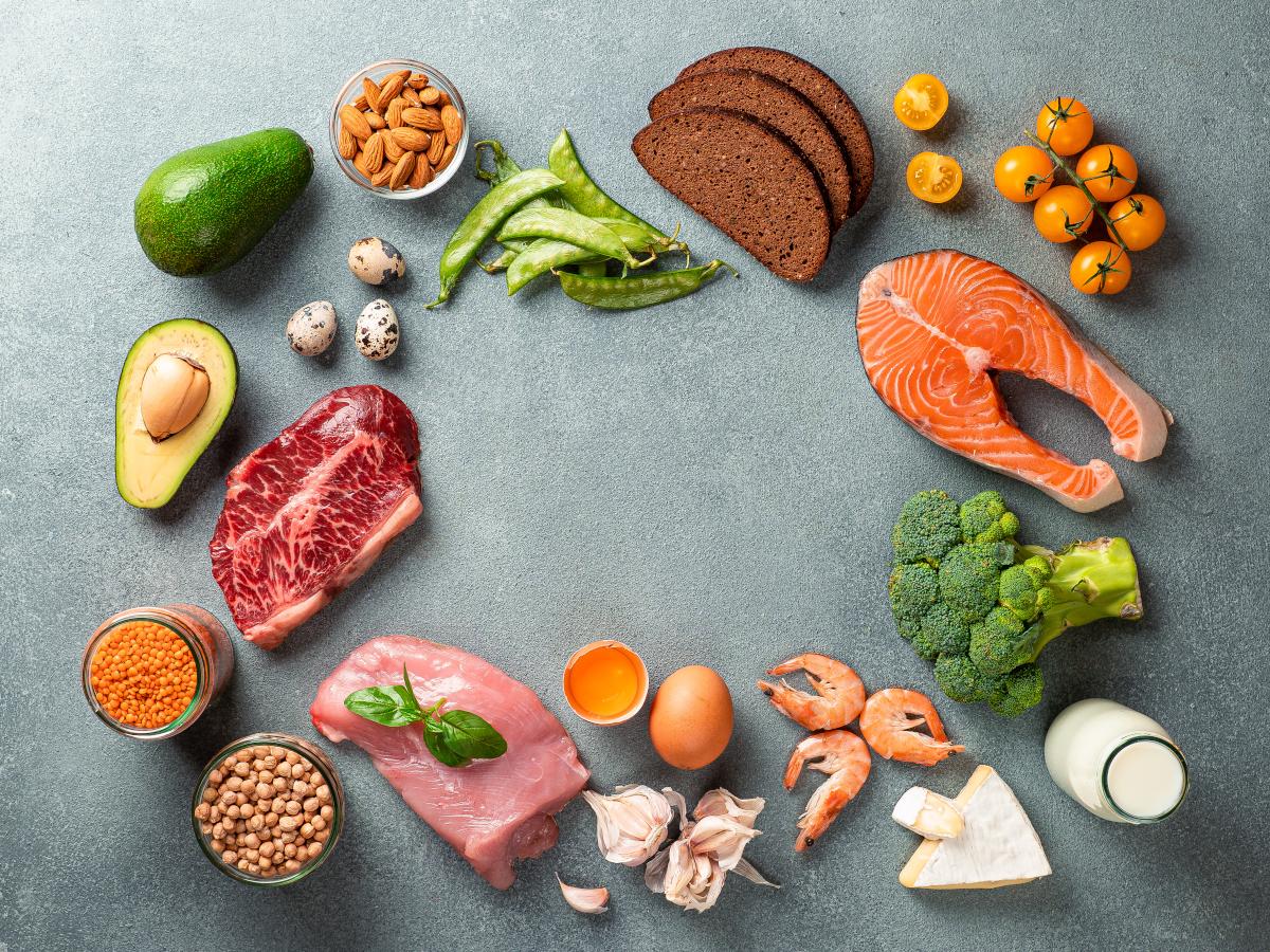 Dieta na przywrócenie okresu
