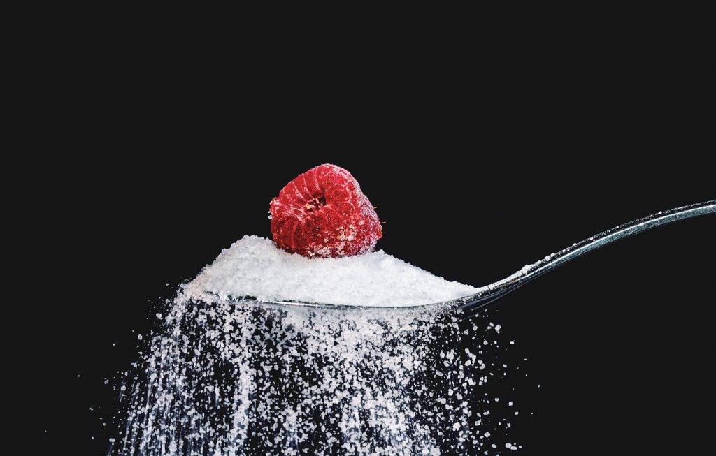 Nadmiar cukru w diecie