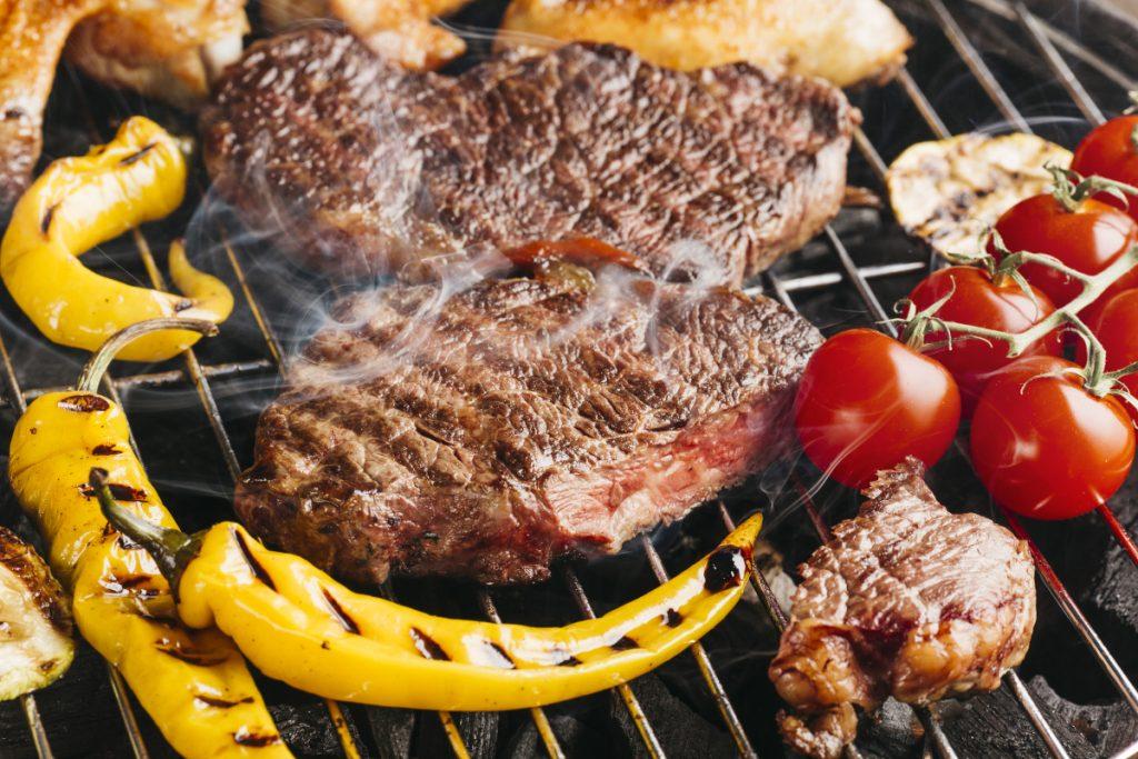 Dobrze wypieczone mięso to podstawa