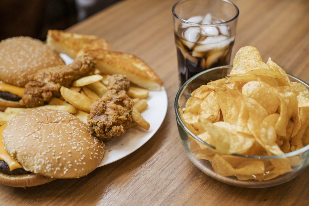 Nieprawidłowa dieta