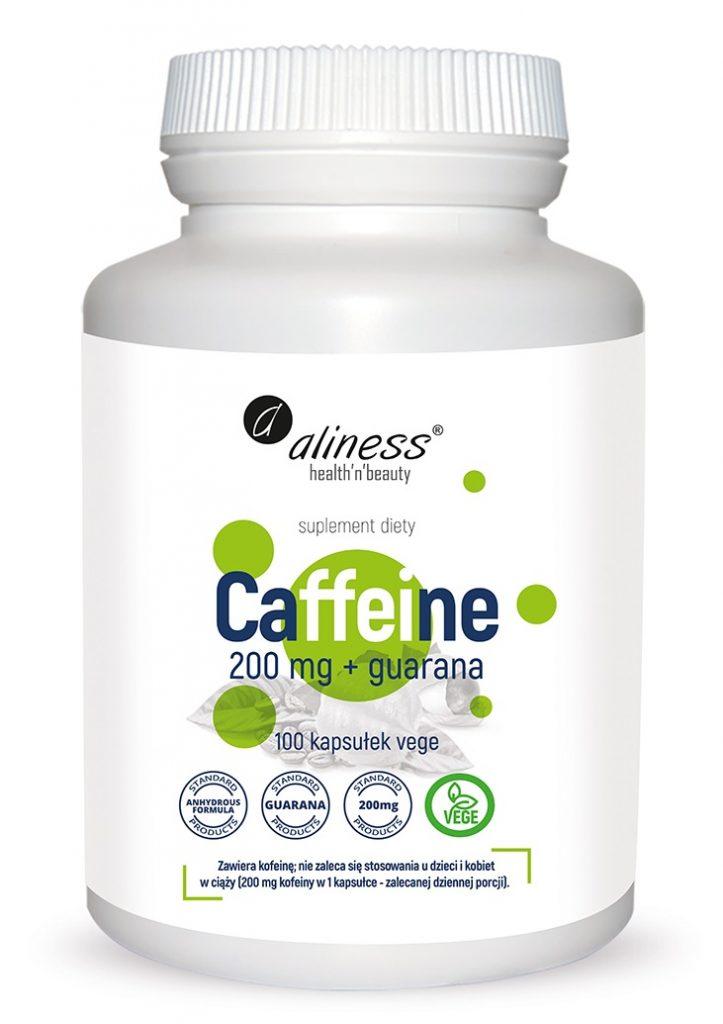 Kofeina – niezawodna dawka energii