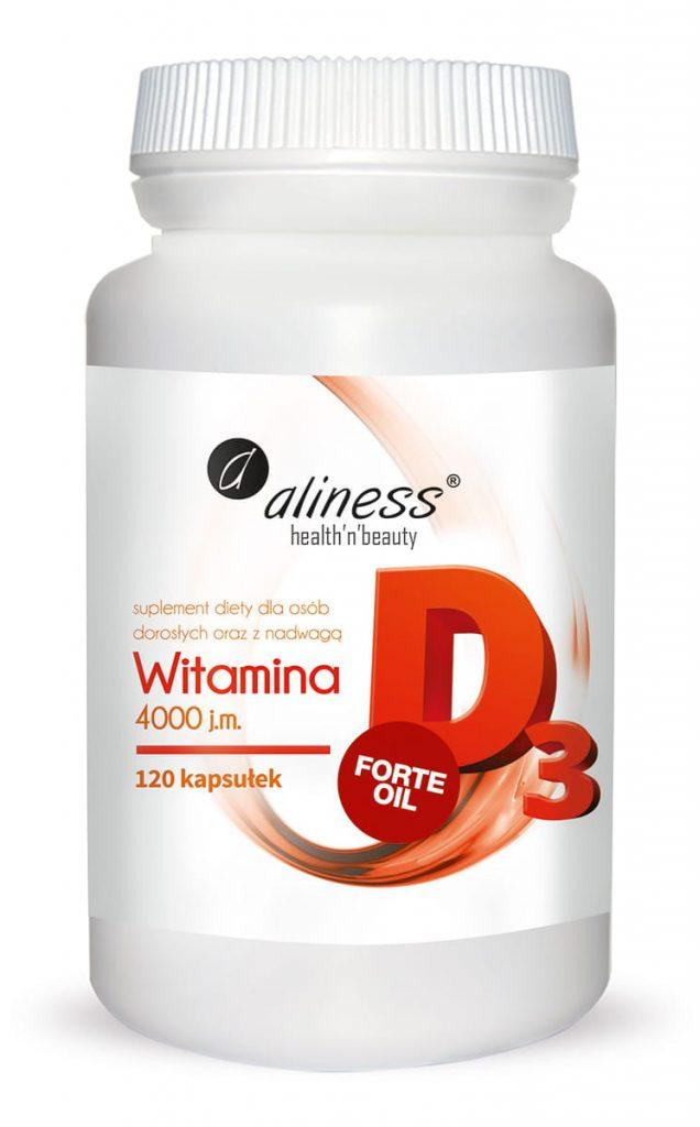 Witamina D3 – klasyczna propozycja na odporność i ochronę układu nerwowego