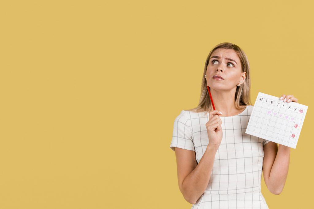 Dieta online na brak miesiączki?
