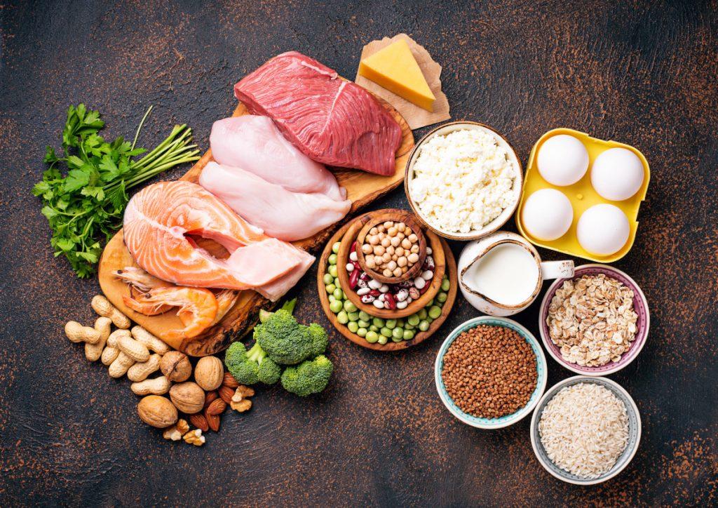 Dieta bogata w białko i czysta masa mięśniowa – duet idealny