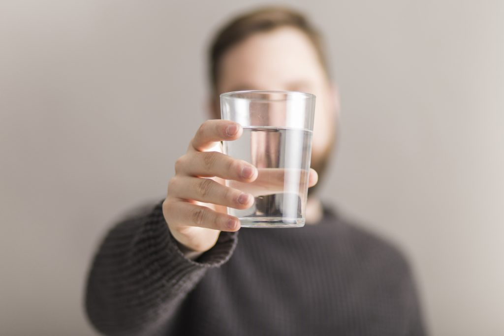 Dobroczynne działanie H2O