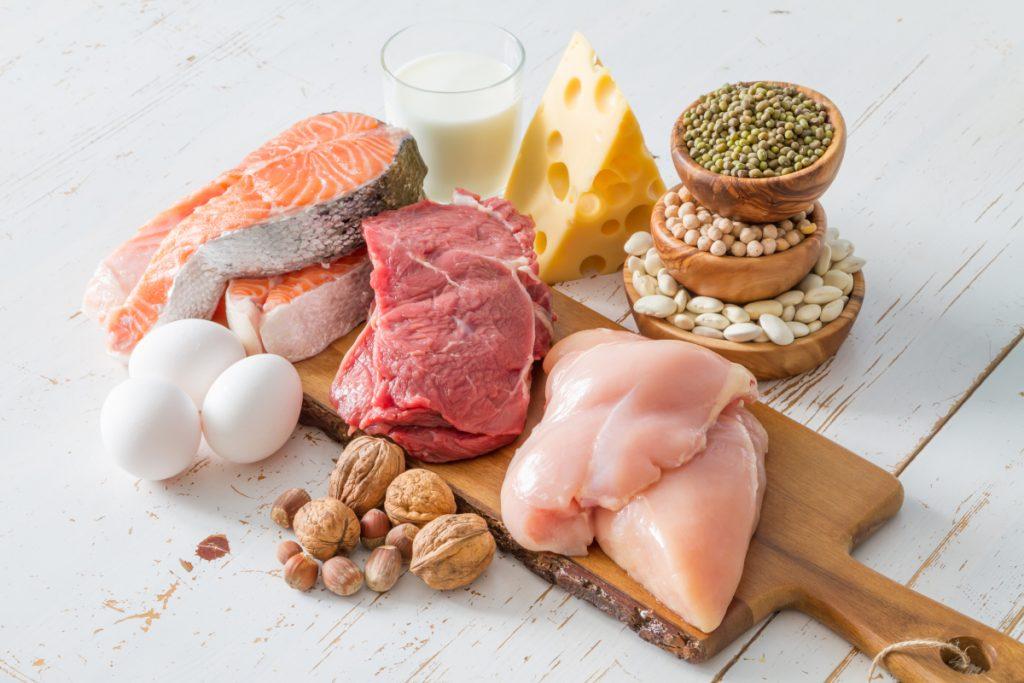Wartościowe źródła białka w diecie