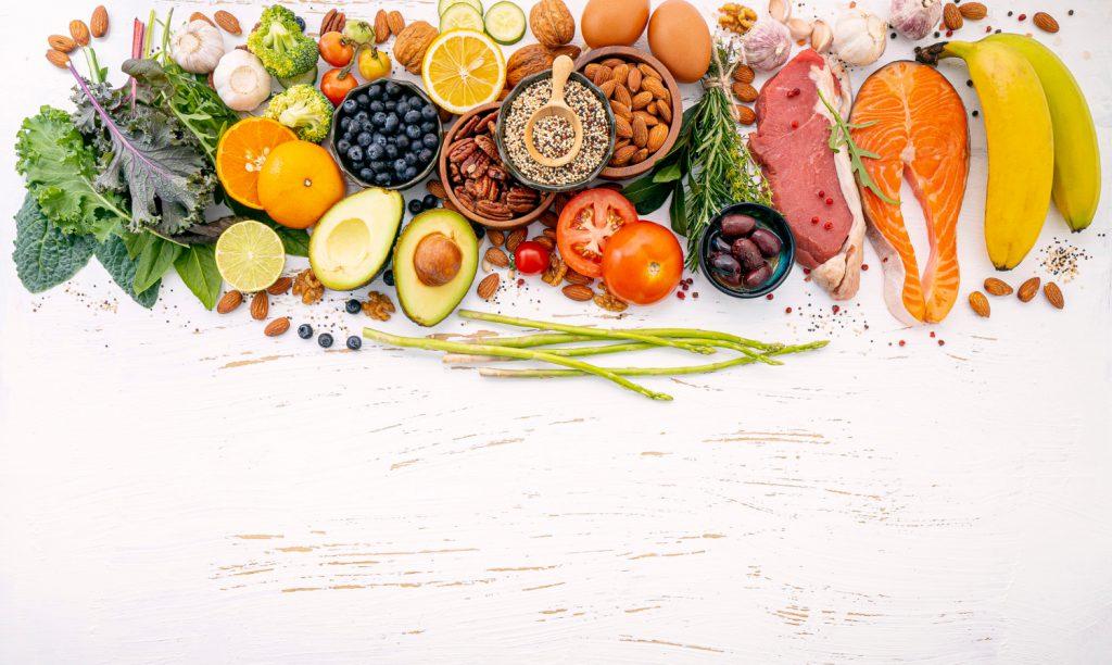 Regeneracja a dieta