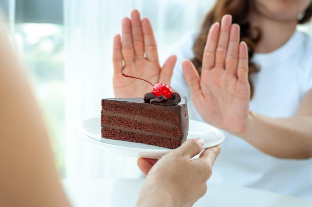 Sposób jak przestać jeść słodycze