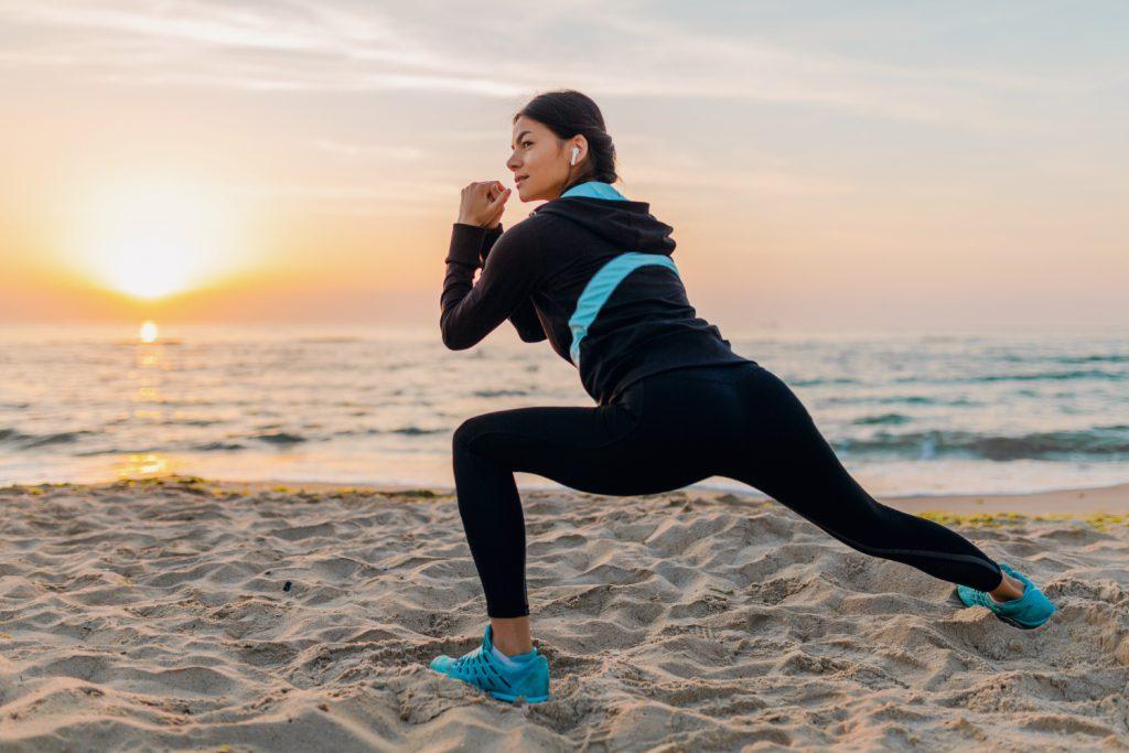 Zanim sprawdzisz, jak zbudować pośladki nie budując ud, poznaj dokładnie swoje ciało!