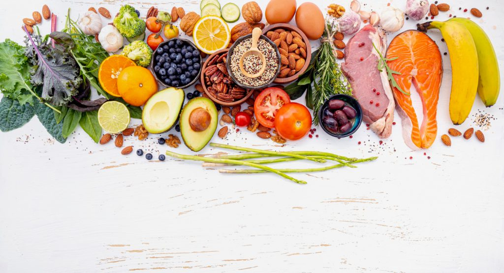 Prawidłowa dieta — powrót do zdrowia