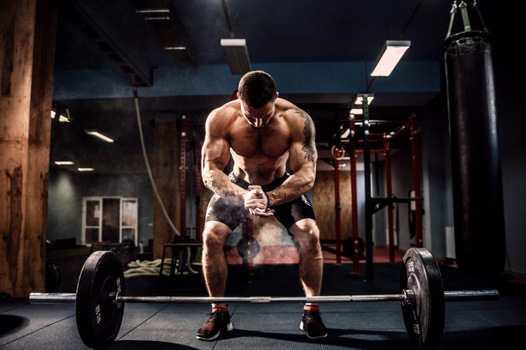 Trening push pull legs