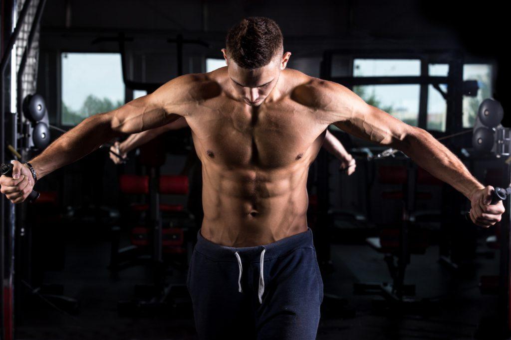 Łączenie grup mięśniowych w treningu split