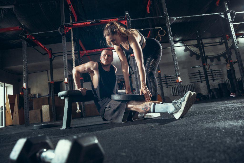 Przykładowy trening split
