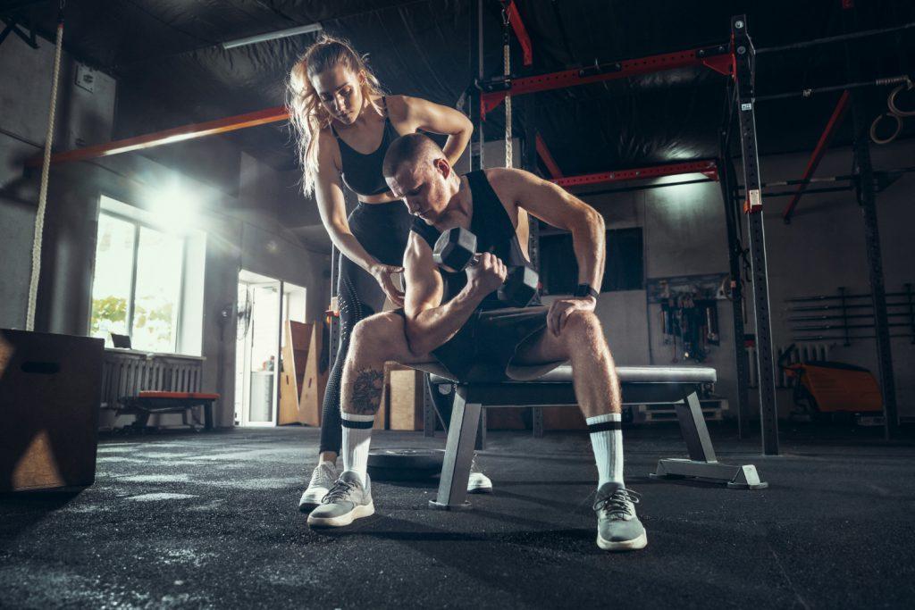 Ważne wskazówki dla osób planujących trening split