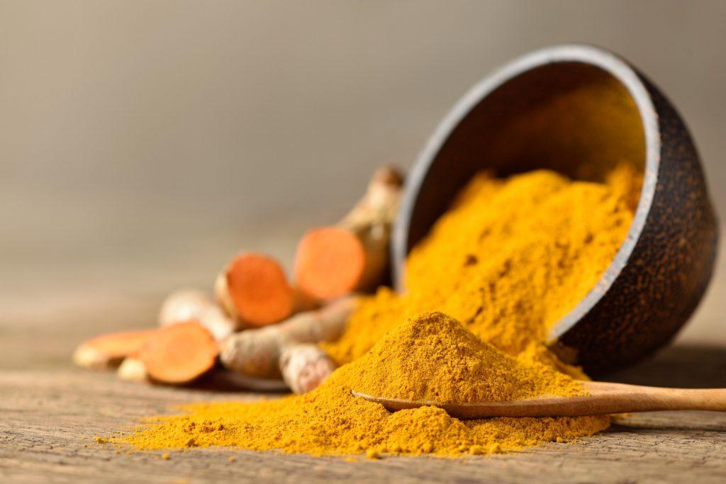 Kurkuma – pożywka dla ciała