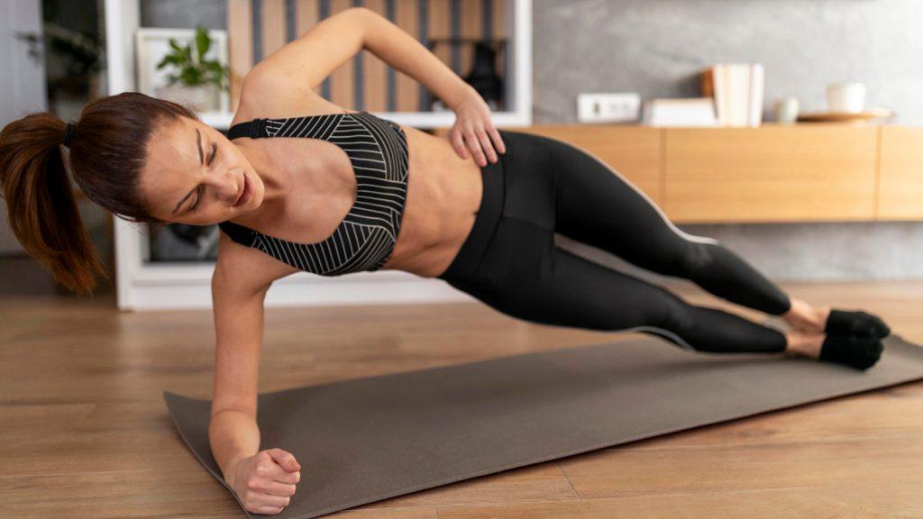 Ćwiczenia na rozstęp mięśni brzucha po porodzie