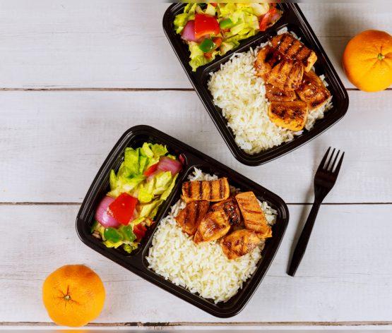 Odchudzanie — dieta pudełkowa, czy samodzielne gotowanie?